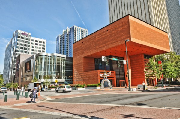 Uptown Charlotte Arts District