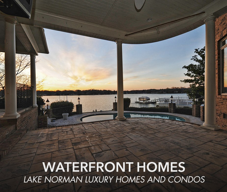 Luxury Waterfront Homes: Charlotte Homes & Condos